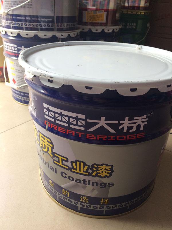 杭州大桥油漆